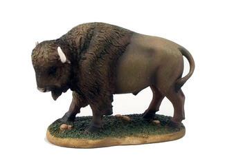 Buffalo Figurine