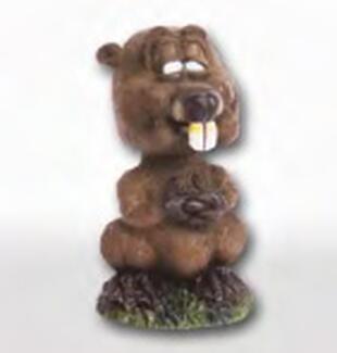 Small Beaver Bobblehead