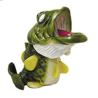 Bass Bobblehead