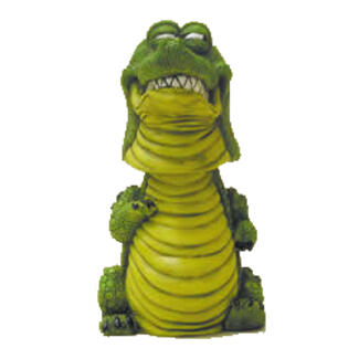 Alligator Bobblehead
