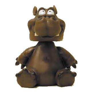 Hippo Bobblehead