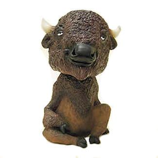 Buffalo Bobblehead