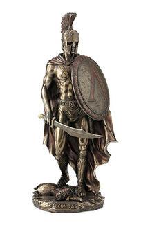 Leonidas Standing with Sword