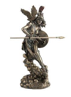 Athena – Wielding Spear