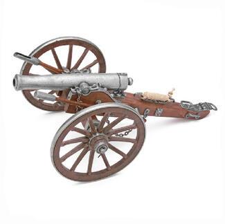 Civil War Cannon (Lg)
