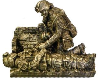 Combat Medic- Male or Female