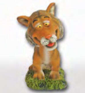 Small Tiger Bobblehead