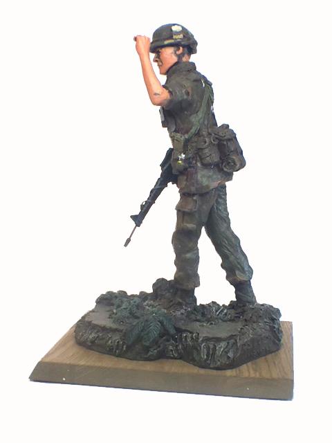 Coyote Enterprises Vietnam Era Soldier Walking Point